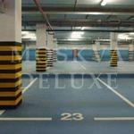 Парковка в Баркли Плазе - фото с сайта moskvadeluxe.ru