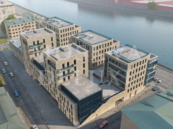Месторасположение и структура жилого комплекса Barkli Plaza, элитные корпуса Баркли Плазы