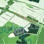 """Схема расположения комплекса """"Кутузовская Ривьера"""", относительно кутузовского проспекта"""