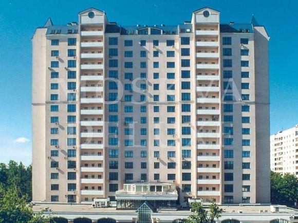 Эксплуатация элитных домов, жилой комплекс Маршала Новикова, 12