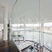 Лучшие квартиры мира: пентхаус в Лондоне с видом на Темзу