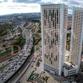 Дом на Беговой: две 38-и этажных башни у метро Беговая