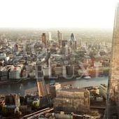 Лондонские небоскребы ломают стереотипы - строительство небоскреба The Shard («Осколок»)