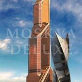 """Башня """"Меркурий"""" - самое высокое здание в Европе"""