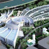 Архитектурный конкурс по застройке территории на месте гостиницы «Россия».