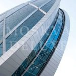 Круглый небоскреб в Абу-Даби