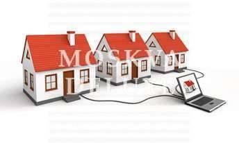 Продажи жилья через интернет стремительно растут