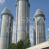 Корпус №2 ЖК «Воробьевы Горы» - одно из самых высоких зданий Москвы