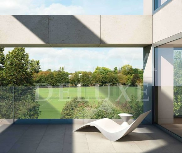 Holland Green - новый жилой комплекс в центре Лондона