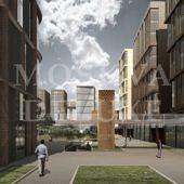 проектом Сергея Скуратова является элитный жилой район «Садовые кварталы» в Хамовниках