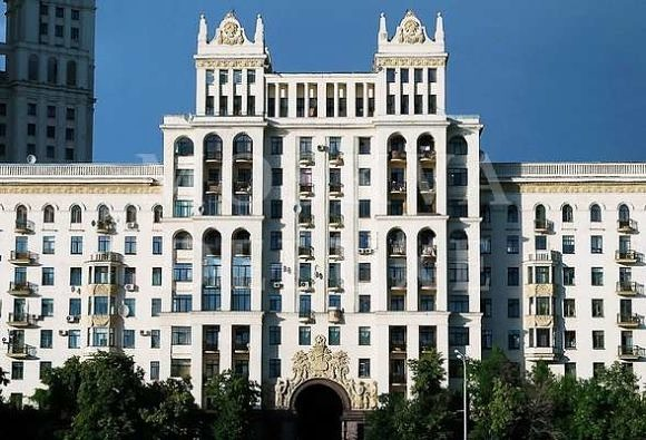 Элитные сталинские дома, элитное жилье времен СССР