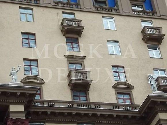 Элитные сталинские дома на Гончарной улице, Элитное жилье времен СССР