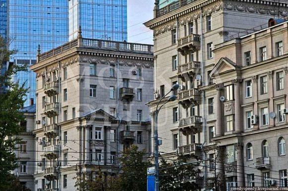 Кутузовский проспект, 26 - дом Брежнева, элитные дома времен СССР