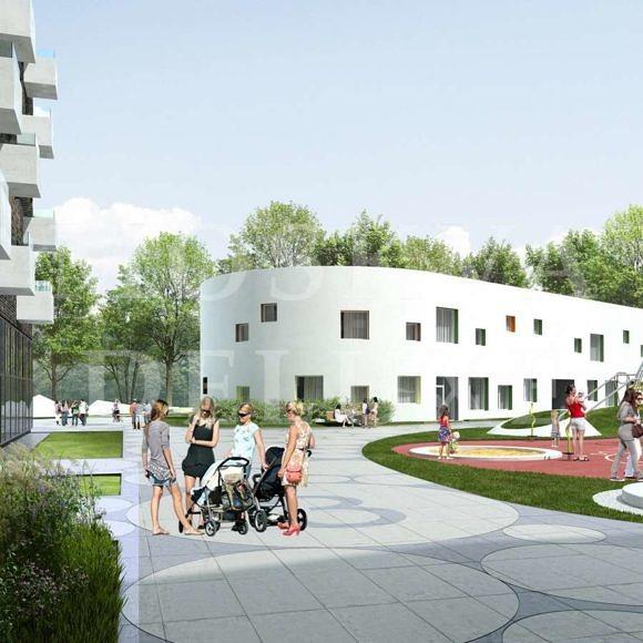 Семейная недвижимость бизнес-класса «Квартал 9-18»