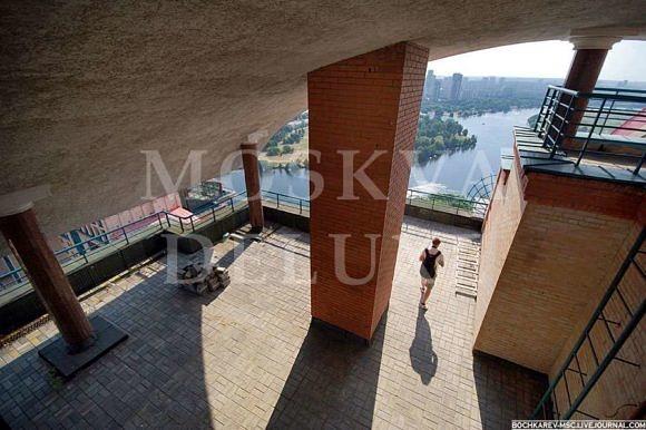 Пентхаус в корпусе № 1 жилого комплекса «Алые Паруса»
