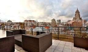 Элитные квартиры с террасой - ЖК «Дворянское Гнездо»