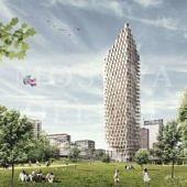 Самый высокий деревянный дом - деревянные небоскребы