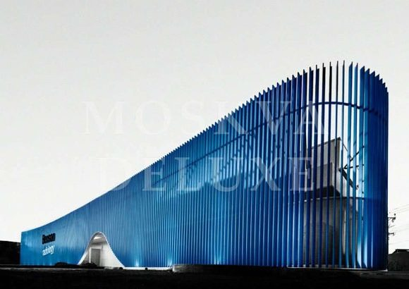 Самые красивые здания в мире - номинанты World Architecture Festival 2013