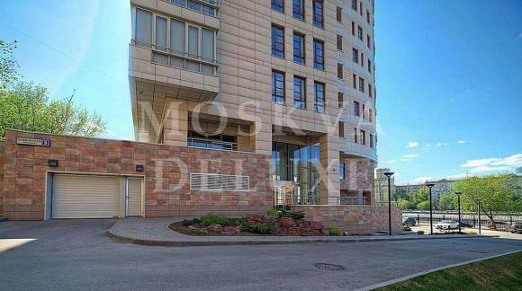 Фотографии фасадов жилого комплекса «Дом на Саввинской набережной» — квартиры и цены — Саввинская набережная, 9