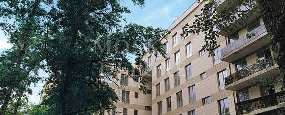 ЖК «Дом на Смоленском бульваре» — Смоленский бульвар, дом 24