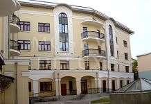 Малоэтажные жилые комплексы элитного уровня в Москве, Клубный дом в Большом Овчинниковском переулке
