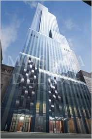 Рынок элитной недвижимости Нью-Йорка, «One57» на West 57th Street