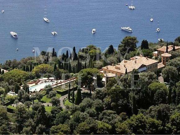 Элитные дома мира: Villa Leopolda, Франция