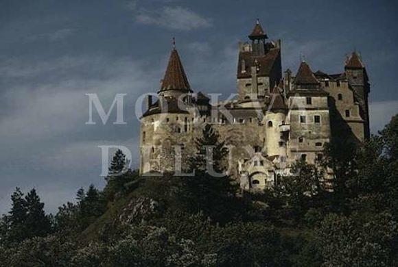 Элитные дома мира: Замок Дракулы, Румыния