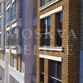 ЖК «Barrin house» — Малая Пироговская улица, 8