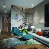 Двухэтажные квартиры: история появления и структура рынка