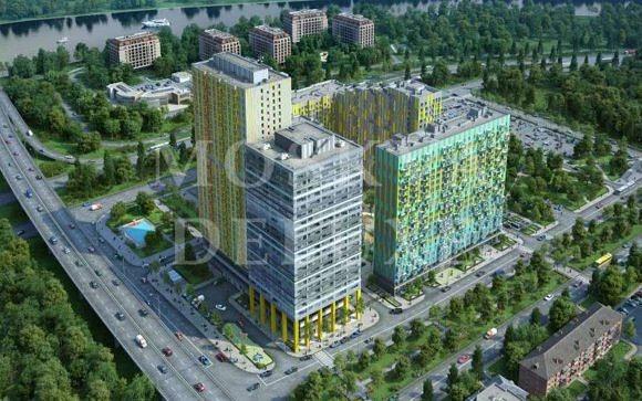 МФК «Фили Град» - основные составляющие многофункциональной недвижимости