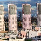 Дома-башни (Ходынский бульвар, д.5, к1,2,3,4)