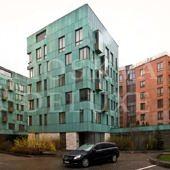 ЖК «Copper House» — Бутиковский переулок, 3