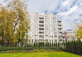 """квартира в ЖК """"Гранатный палас"""" в Гранатном переулке, дом 8, самые дорогие квартиры Москвы — ТОП 10 по итогам 2013"""