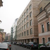 ЖК «Еропкинский 16» — Еропкинский переулок, дом 16