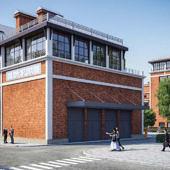 Апарт-квартал «Loft Post» — улица Фридриха Энгельса, дом 46