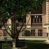 Резиденция «Loft Garden» — улица 2-я Рыбинская, дом 13