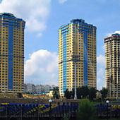 ЖК «Янтарный Город» — улица Маршала Катукова, д. 24, к. 1-6