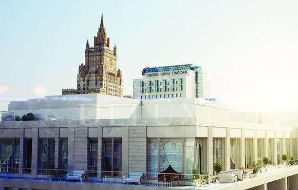 Украинцы начали экспансию на рынок элитной недвижимости Москвы