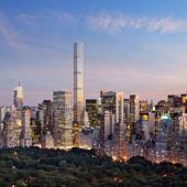 Апартаменты в самом высоком здании Манхэттена