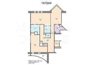 Пентхаус 345 кв.м. в ЖК «4-я Тверская-Ямская, 22» за 3,65 млн $