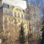 ЖК «Арбатская Усадьба» — Трубниковский переулок, 4с2