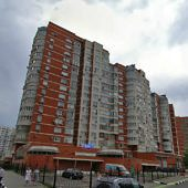 ЖК «Архитектора Власова 20» — улица Архитектора Власова, 20