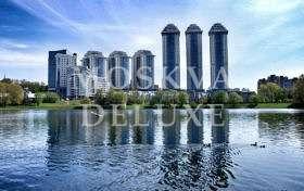 Пентхаус 380 кв.м. в ЖК «Воробьевы горы» за 3,67 млн $