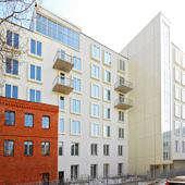 ЖК «Дом на Гиляровского» — улица Гиляровского, дом 55к1