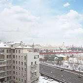 ЖК «Дом на Набережной» — улица Серафимовича, 2