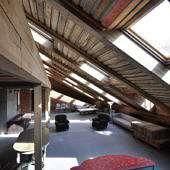 Мансарда жилого комплекса «Кадашевские Палаты»