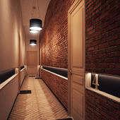 Внутренняя отделка апарт-комплекса «Кадашевские Палаты»