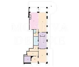 Пентхаус 221 кв.м. в ЖК «Ближняя Дача» за 3,6 млн $
