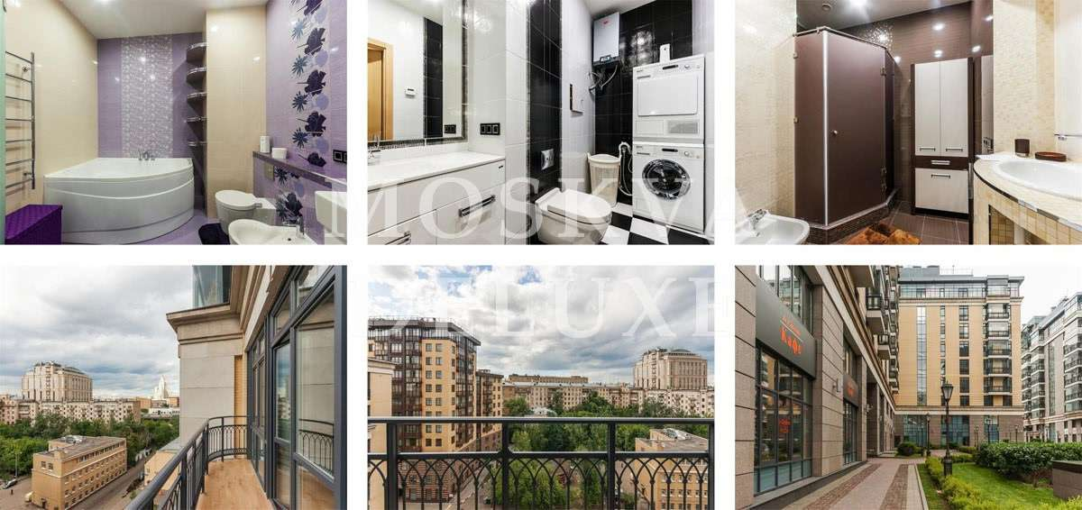 Квартира 176 кв.м. в ЖК «Четыре Солнца» за 3,3 млн $